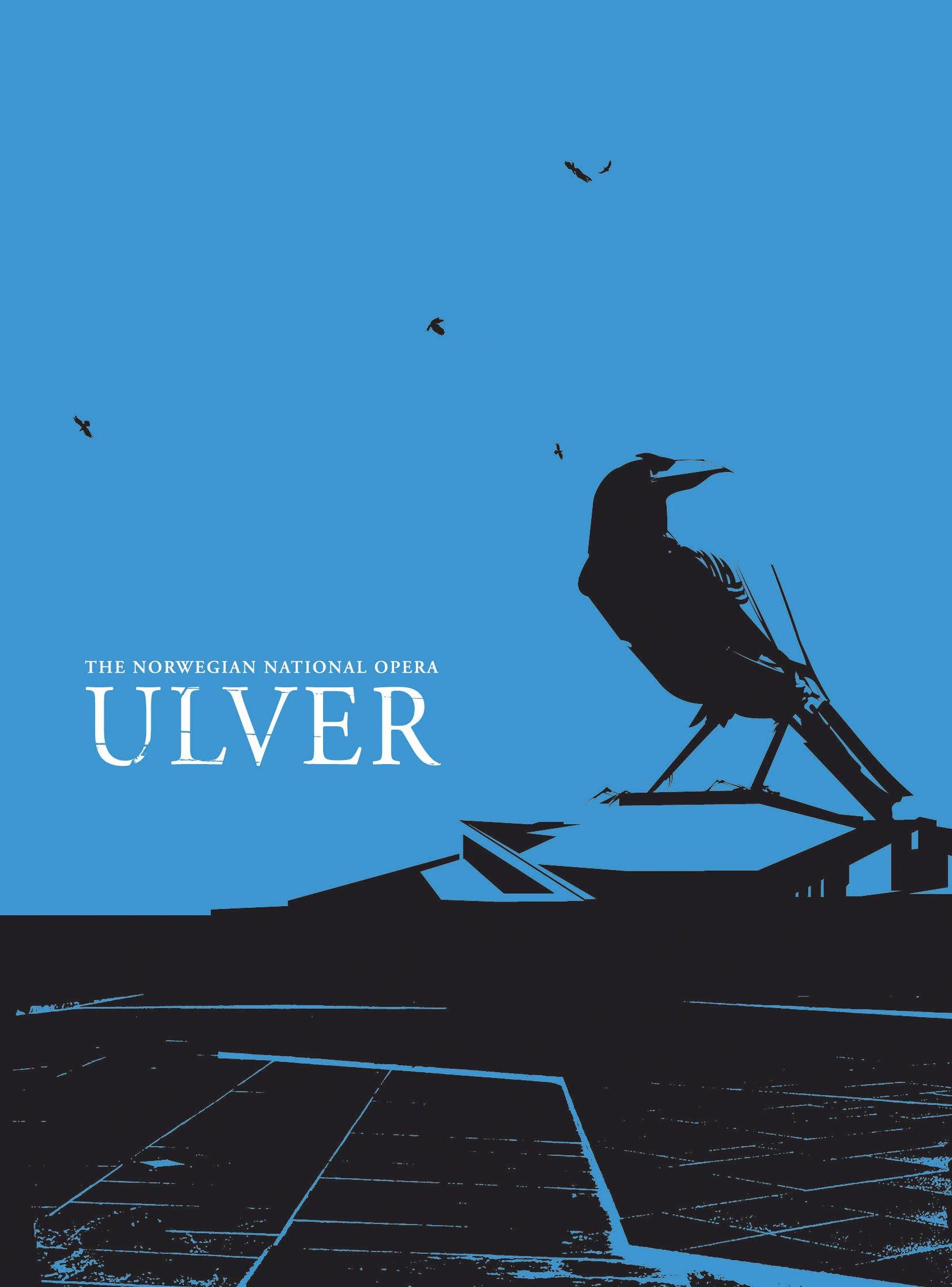 DVD : Ulver - Norwegian National Opera (DVD)