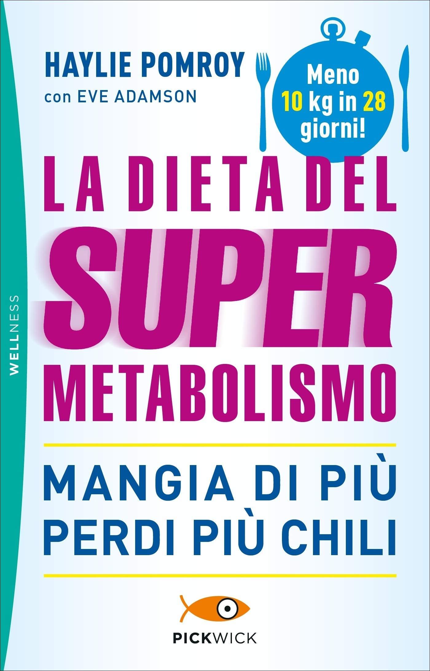 la dieta del supermetabolismo pdf gratis