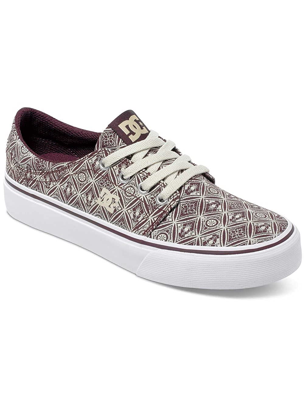 DC Shoes Trase Trase Shoes SP,  Donna Vino 974095
