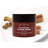 Face moisturizer. Red Ginseng Illusion Facial Cream | Nourishing Moisturizing Lifting...