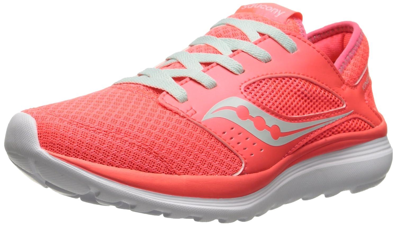 Saucony Women's Kineta Relay Running Shoe B00PJ9GFUG 7.5 B(M) US|Coral/Mint
