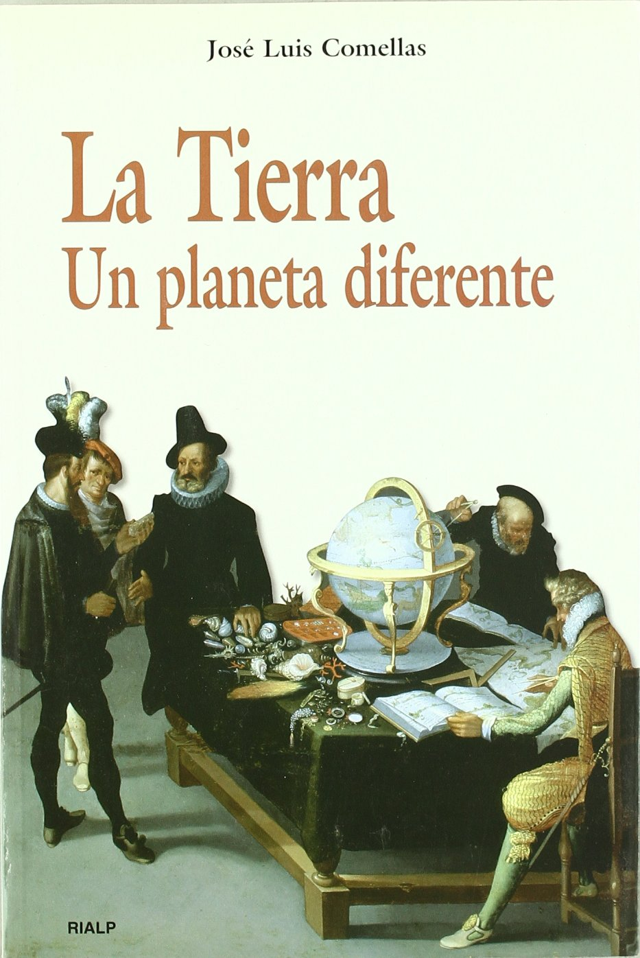 La Tierra. Un planeta diferente Historia y Biografías: Amazon.es: Comellas García-Lera, José Luis: Libros