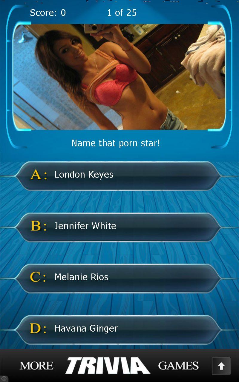 Porn Quiz Games