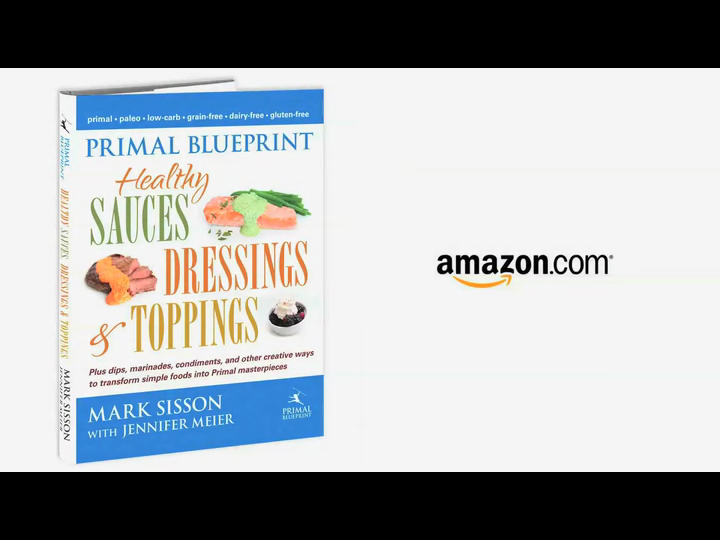 Primal blueprint healthy sauces dressings and toppings mark sisson primal blueprint healthy sauces dressings and toppings mark sisson jennifer meier 9780984755158 amazon books malvernweather Image collections