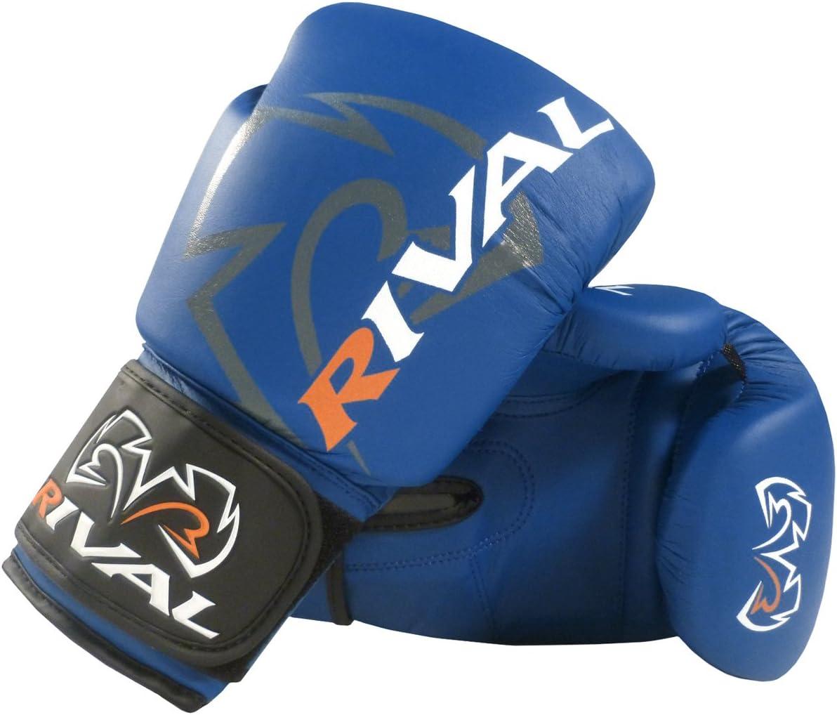 Rival Boxing Econoバッグ手袋 – ブルー  6 oz.