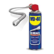 WD-40 Multi-Use Product - Multi-Purpose Lubricant with EZ-REACH Flexible Straw. 14.4 oz. (1 Pack)