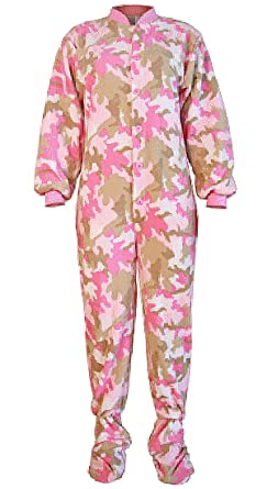 Feet pajamas for adults