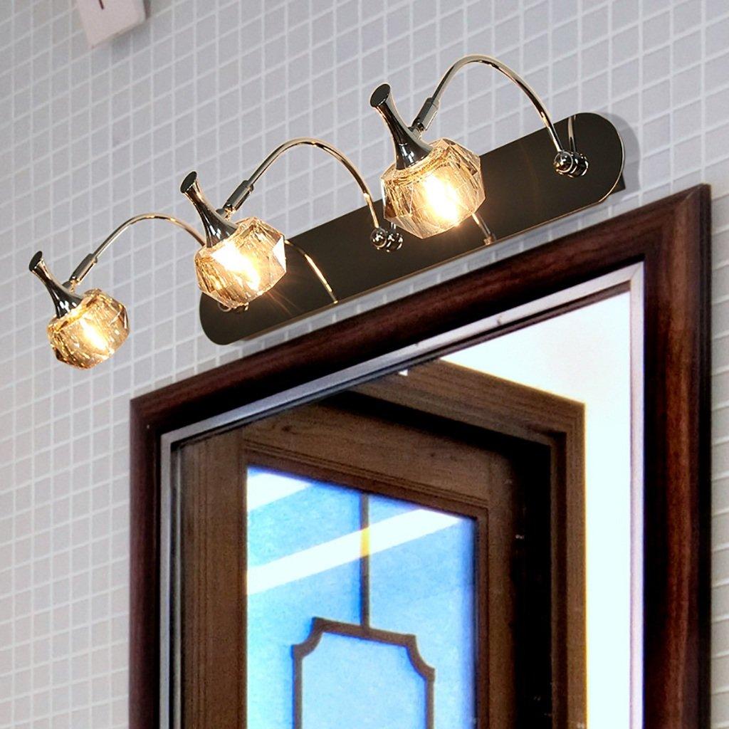Lámparas para el espejo espejo espejo del cuarto de baño Luces LED ...