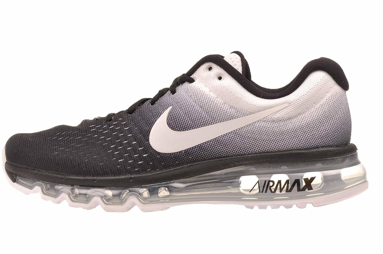 Nike 849560-002, Zapatillas de Deporte para Mujer 36.5 EU Black White 010