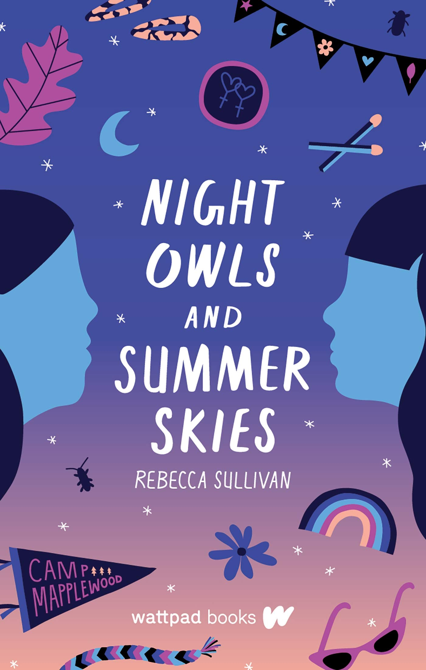 Amazon.com: Night Owls and Summer Skies (9781989365250): Sullivan ...