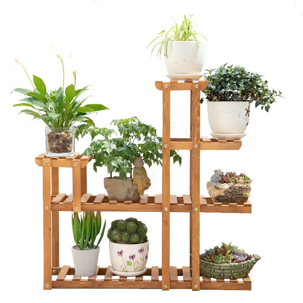 buona qualità YUAN Soggiorno in legno massello massello massello con mensola in legno massello  shopping online e negozio di moda