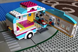 lego friends 41034 wohnwagen ausflug spielzeug. Black Bedroom Furniture Sets. Home Design Ideas