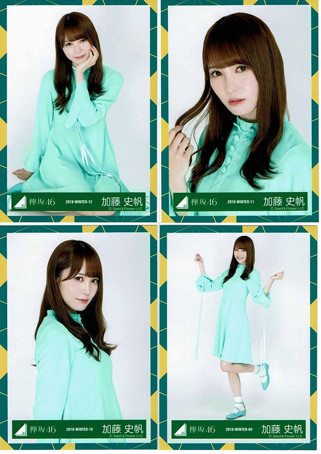 Keyakizaka 46 (Hiragana zelkova) but still walking MV MV MV costumes