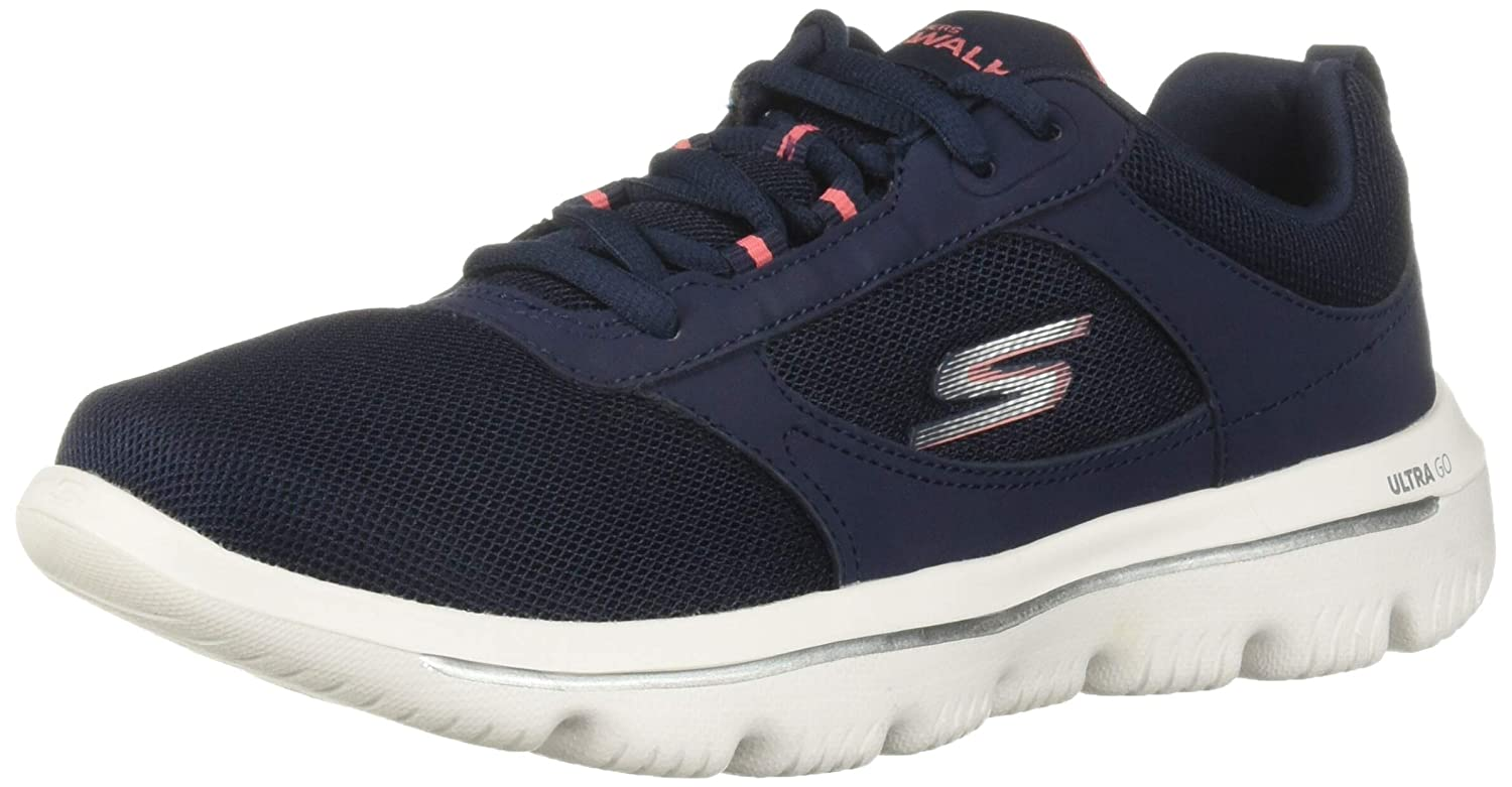 Blau(navy Charcoal (Nvcl)) Skechers Go Walk Evolution Ultra Enhance