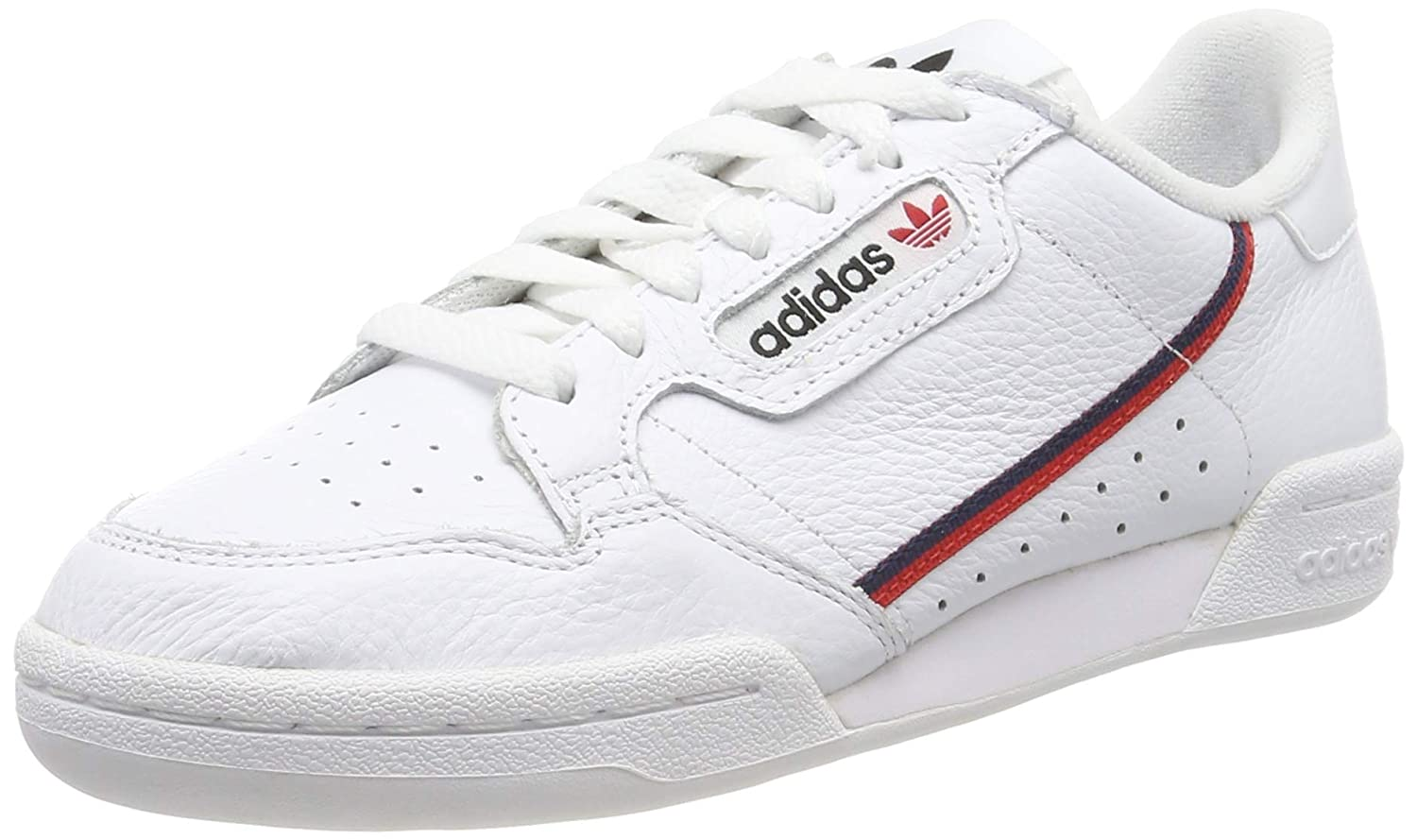 Wht Scar Adidas ORIGINALS Continental 80