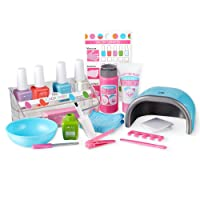 Melissa & Doug Love Your Look Pretend Nail Care Play Set