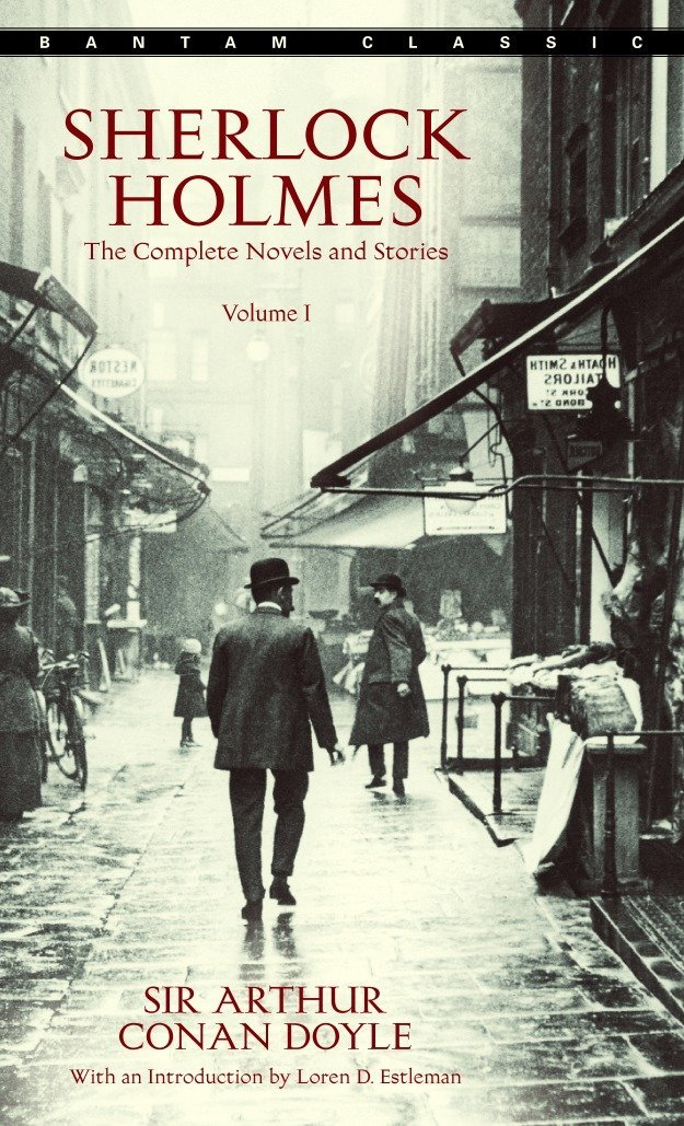 Sherlock Holmes: The Complete Novels and Stories – Vol. 1: 01