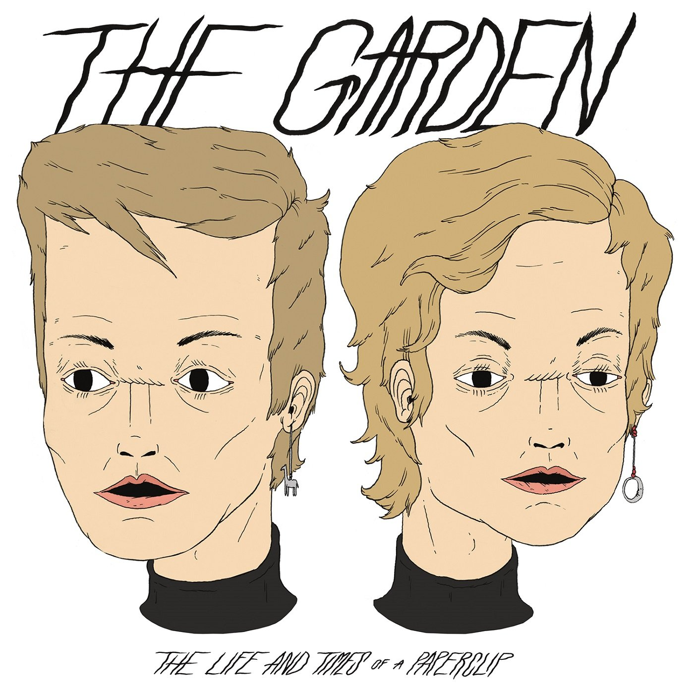Cassette : The Garden - Life & Times Of A Paperclip (Cassette)