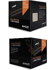 AMD FD8350FRHKHBX–FX-8350CPU con Wraith Cooler AM3+ 125W 4.0GHz 16MB Cache 32nm Black Edition