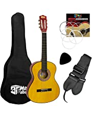 Childrens Classical Guitar Kids Pack 3/4 Size by Mad About