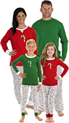 Sleepyheads Candy Cane Family Matching Pajama Set
