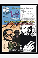 The Infinite: Witness For The Persecution #1 Coloring Book Paperback
