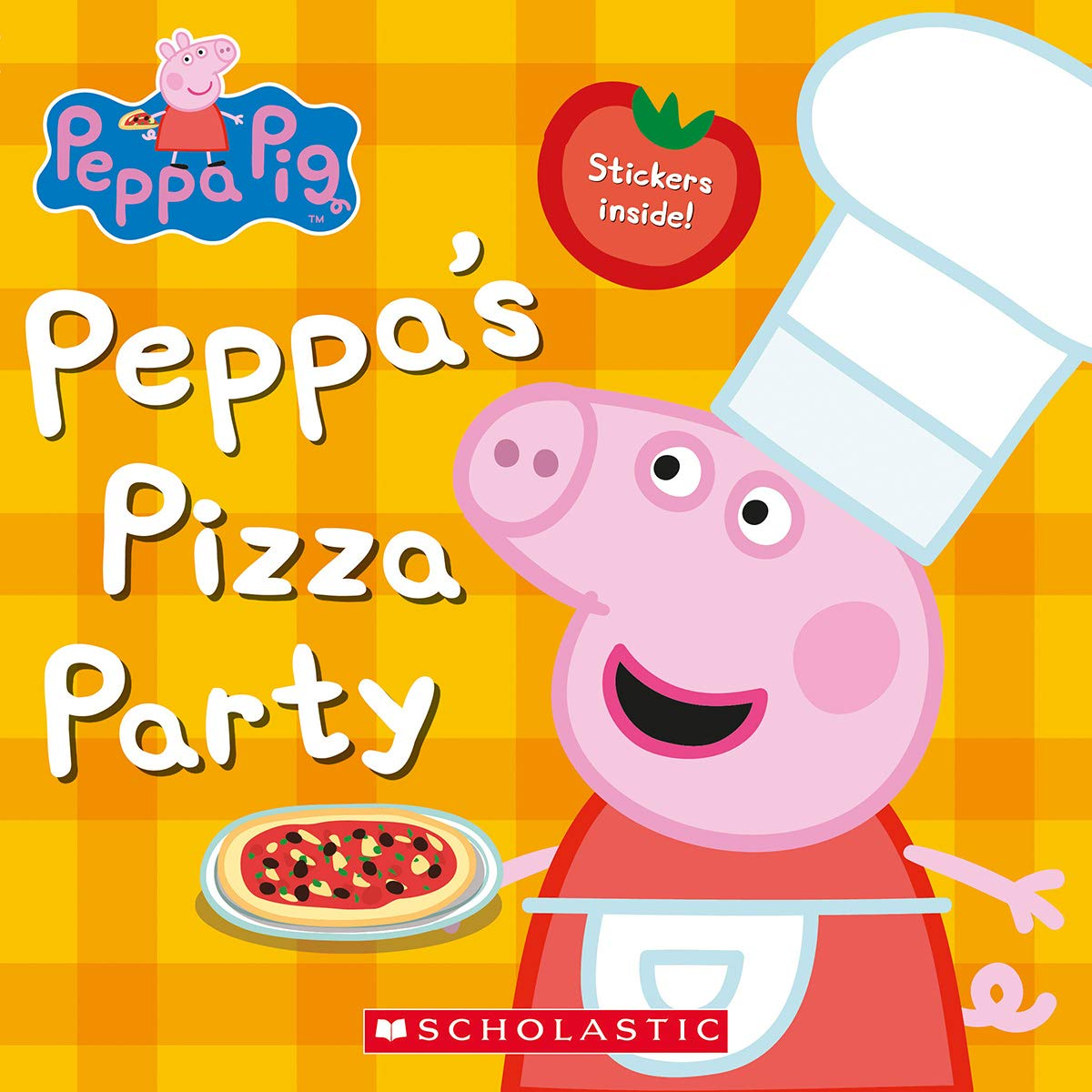 Peppa's Pizza Party (Peppa Pig): Potters, Rebecca, Eone: 9781338611700:  Amazon.com: Books