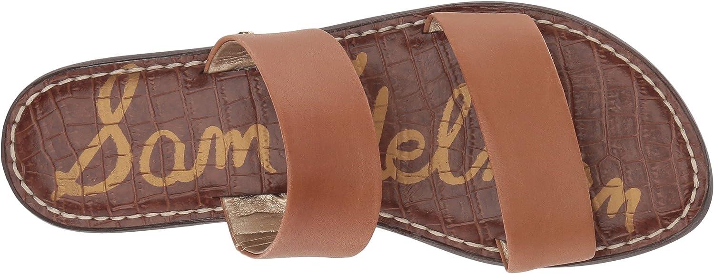 Sam Edelman B076MJ5V7K Women's Gala Slide Sandal B076MJ5V7K Edelman 9 W US|Saddle Atanado Leather bf5f49