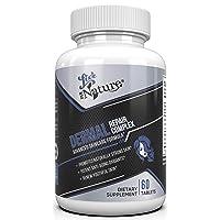 Dermal Repair Complex Skin Supplement - Formulated with Biotin, Hyaluronic Acid,...