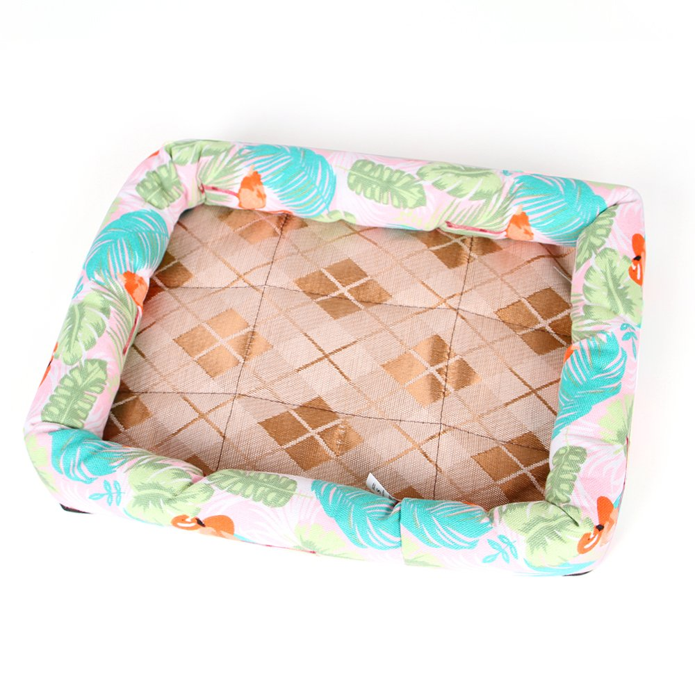 5 L 5 L Feikulong Dog Sleeping Bed Summer Cooling Cats Dogs Kennel Bed Pad Cushion