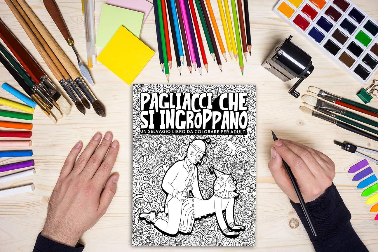 libri da colorare per adulti
