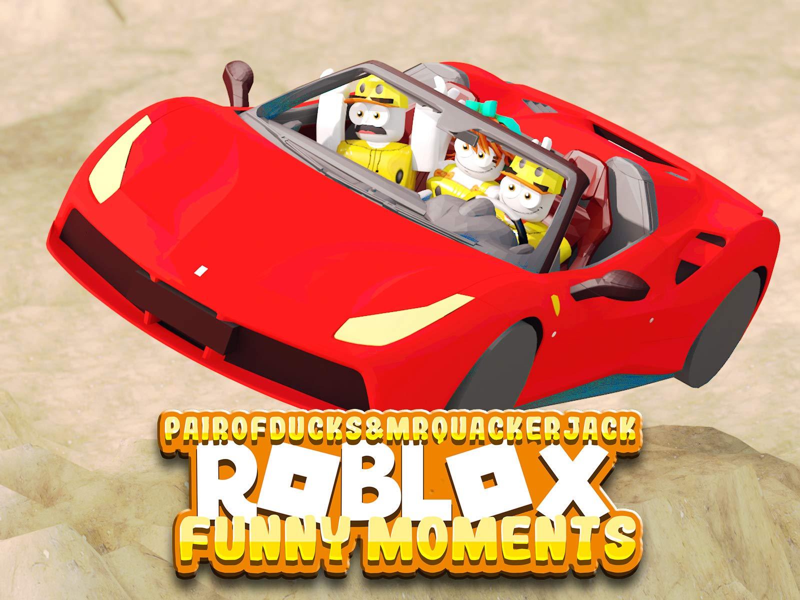 Clip: Roblox Funny Moments (PairofDucks & MrQuackerJack) - Season 13
