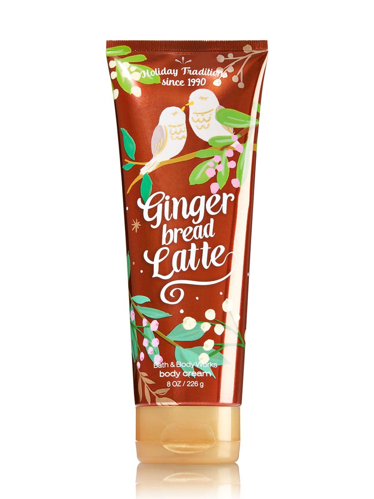 Amazon.com : Bath Body Works Ginger Bread Latte Fragrance Mist 8 Ounce : Beauty