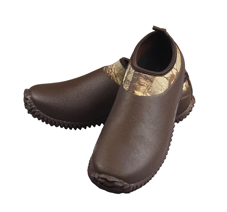 LH Unisex Neoprene Waterproof Garden Shoe B074MZRPYB 6.5 B(M)US Brown