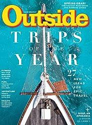 Outside [Print + Kindle]