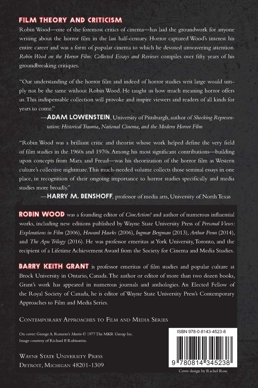 critical essay horror movies