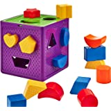 Original Shape Sorter   Babies & Toddlers   18 Colorful Pieces   Boys & Girls   Ages 1-5 Years Old   Great Gift !!
