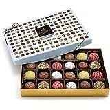 GODIVA Chocolatier Assorted Chocolate Truffles Gift Box, Patisserie Dessert Truffles