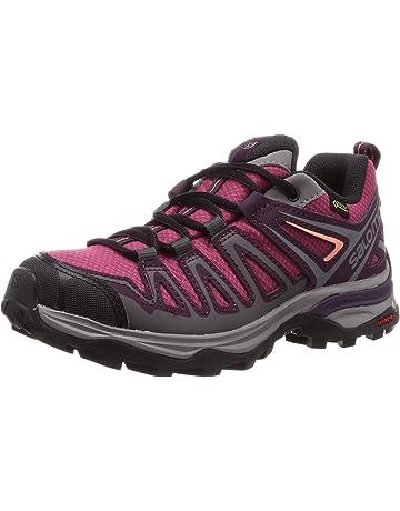 63e2cb01 Salomon X Ultra 3 Prime GTX W, Zapatillas de Senderismo para Mujer