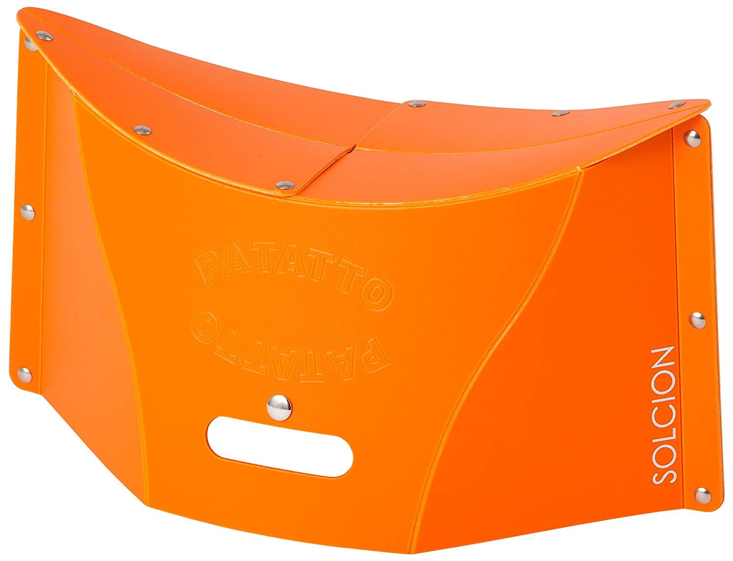 SOLCION Klappstühle patatto (patatto) Höhe 20 cm Orange pt012