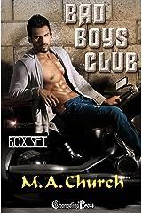 Bad Boys Club Kindle Edition