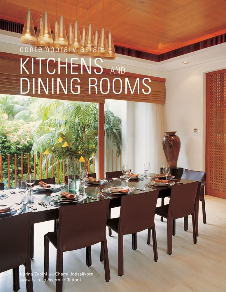 Beautiful Asian Dining Room Ideas