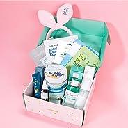 FaceTory K-Beauty Subscription - Quarterly Skincare & Sheet Mask