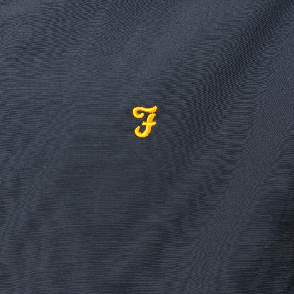 da32f6e26 Farah Beattie Mens Trench Coat True True True Navy XL 804d16 - wdatu ...
