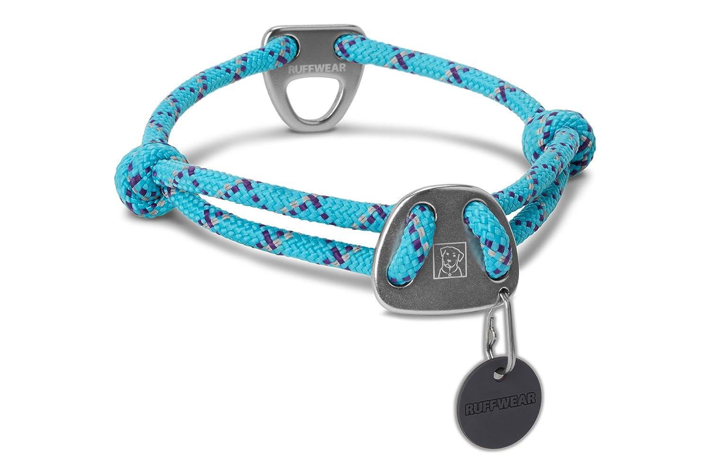 bluee Atoll 14-20 bluee Atoll 14-20 RUFFWEAR Knot-a-Collar, bluee Atoll, 14-20