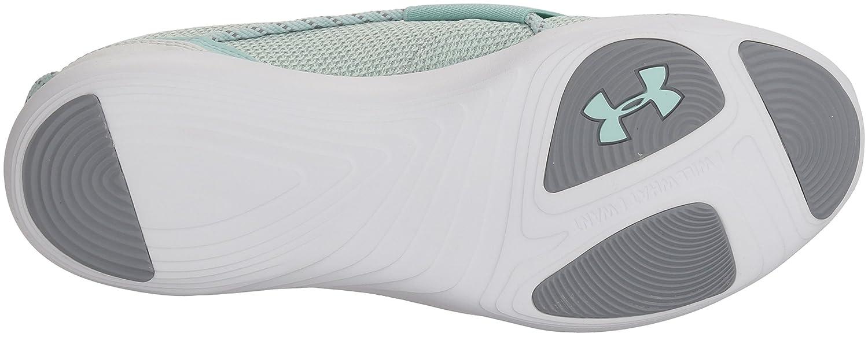 Under Armour Women's Precision X Sneaker B07235CXKZ 12 M US|Refresh Mint (301)/White