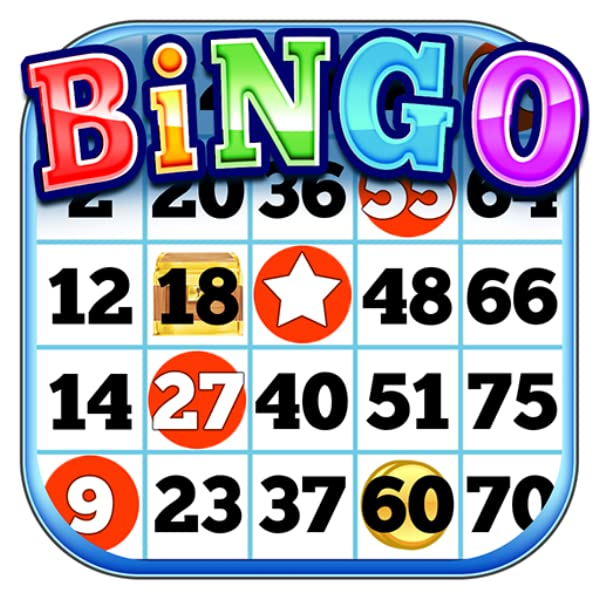Amazon.com: BINGO HEAVEN! - Free Bingo Games! Download to Play for free  Online or Offline!: Appstore for Android