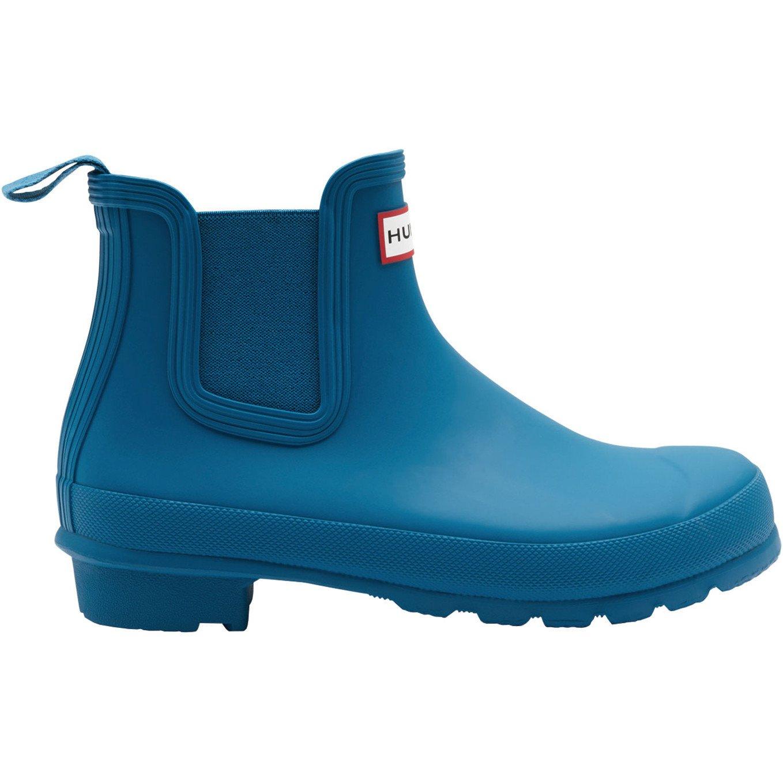 Hunters Boots Men's Original Chelsea Boots B07BFNK13R 6 B(M) US Ocean Blue