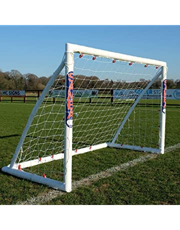 6880f3943 SAMBA Locking Football Goals   The Original Portable Goals with 80% Thicker  Corners making them