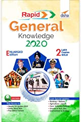 Rapid General Knowledge 2020 for Competitive Exams 2nd Edition Paperback